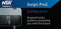 Introducing the NEW NSK Surgic Pro2